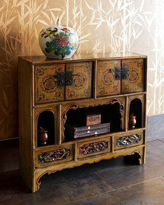 How to Buy an Antique Cabinet on eBay