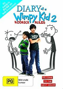 Diary Of A Wimpy Kid 2 (DVD, 2011)