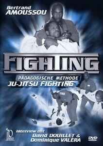 Bertrand Amoussou - FIGHTING NEW SEALED FREEPOST