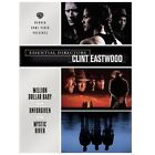 Essential Directors: Clint Eastwood (DVD, 2008, 3-Disc Set)