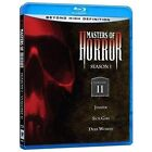 Masters of Horror Blu-ray - Season 1 Volume 2 (Blu-ray Disc, 2007) (Blu-ray Disc, 2007)