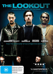 The Lookout (DVD, 2010)  BRAND NEW ... R4