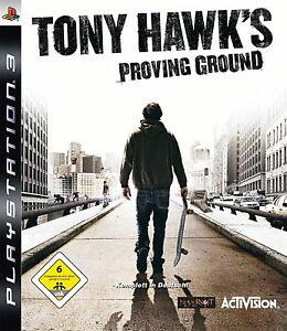 Tony Hawk's Proving Ground (Sony PlayStation 3)