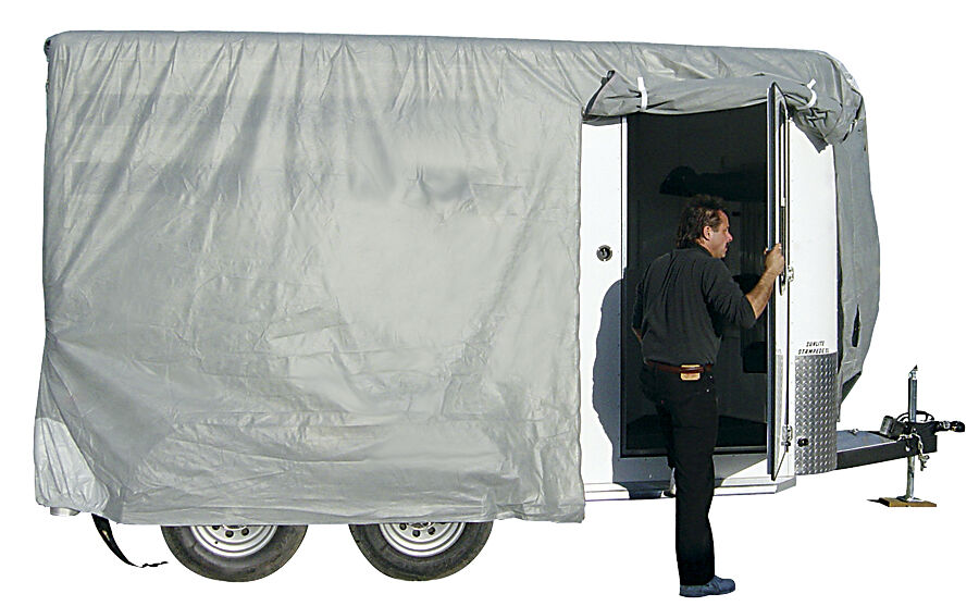 How to Buy Box Trailers on eBay