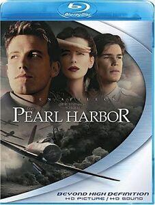 Pearl Harbor (Blu-ray Disc, 2006, 60th A...