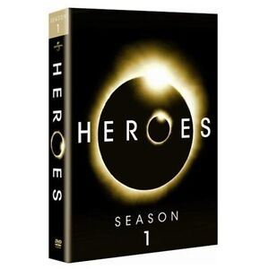 Heroes - Season 1 (DVD, 2007, 7-Disc Set...