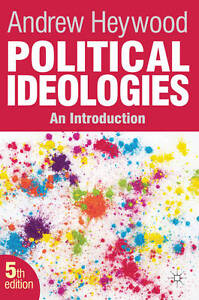 Political Ideologies: An Introduction by Andrew Heywood (Paperback, 2012)