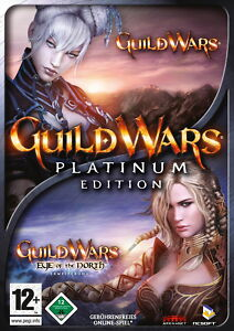 Guild Wars - Platinum Edition (Prophecies Eye of the North) (PC, 2007) - <span itemprop='availableAtOrFrom'>Wandlitz , Deutschland</span> - Guild Wars - Platinum Edition (Prophecies Eye of the North) (PC, 2007) - Wandlitz , Deutschland