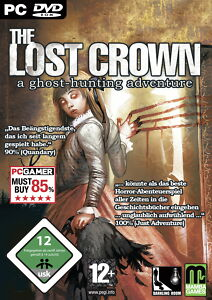 The Lost Crow /a ghost-hunting adventure/Deutsch/PC DVD