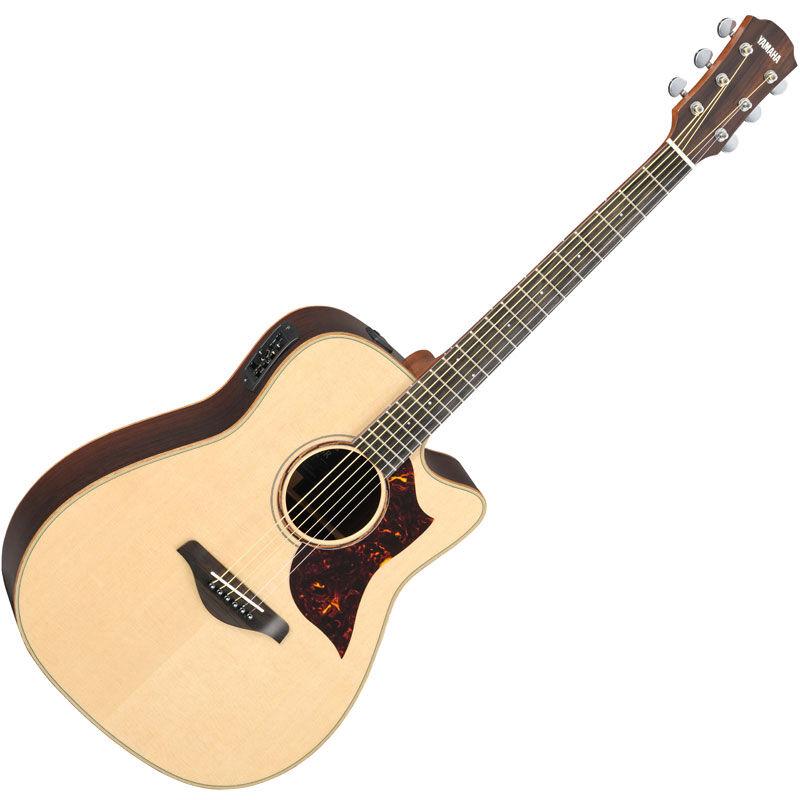 Yamaha Electro Acoustic Guitar Ebay