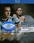 Dr. No (Blu-ray Disc, 2008, Checkpoint; Sensormatic; Widescreen)