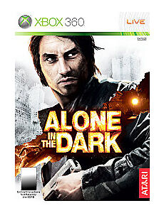 ALONE IN THE DARK; Microsoft Xbox 360 game; Complete; PAL 2008; Rated M