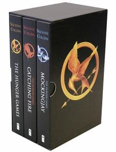 THE-HUNGER-GAMES-BY-SUZANNE-COLLINS-3-BOOK-BOXED-SET-GOOD