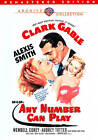 Any Number Can Play (DVD, 2011)
