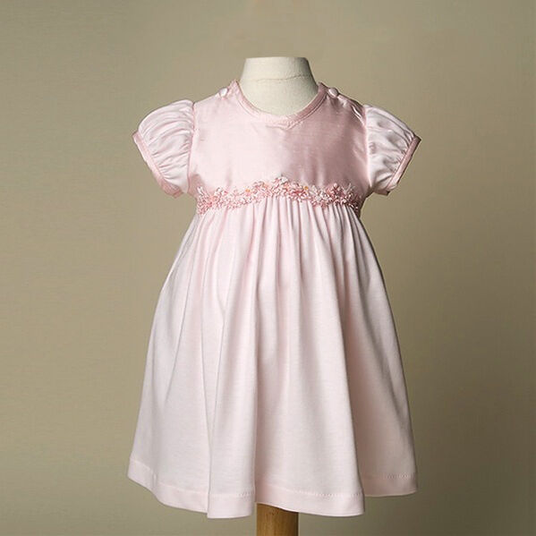 Baby Beau and Belle Baptism Dresses