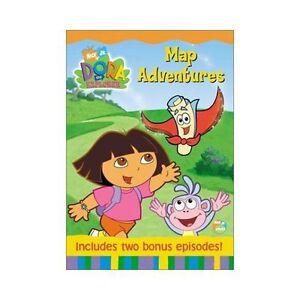 Dora The Map on