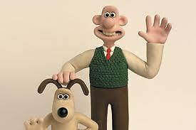 WORTH A LOOK GROMIT