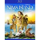 Nim's Island (Blu-ray Disc, 2008, Widescreen)
