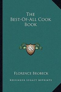 The Best-of-All Cook Book (2010, Paperba...