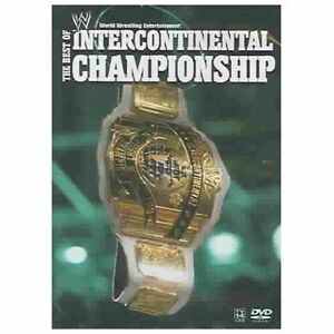 WWE-The-Best-of-Intercontinental-Championship-DVD-2005-Bret-hart-Shawn-mich