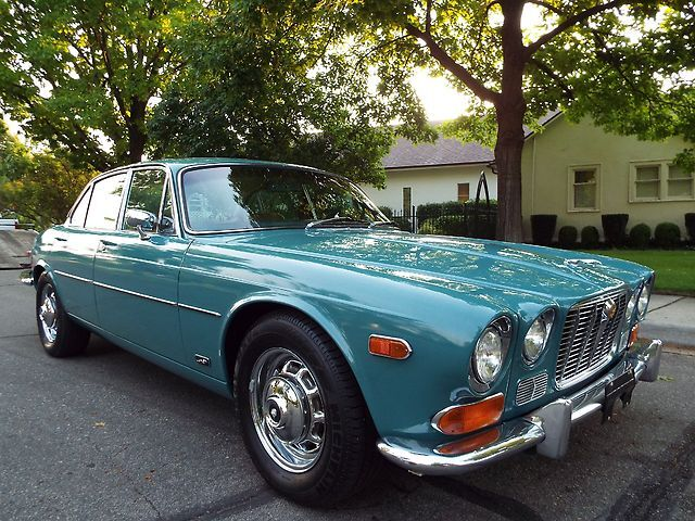 Gorgeous Survivor 1973 Jaguar Xj6 Series 1 79k Actual