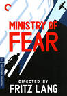 Ministry of Fear (DVD, 2013, Criterion Collection)