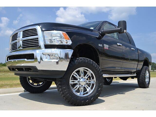 2010 dodge ram 2500 mega cab slt 4x4 hemi v8 lift new 37 tires sale priced used dodge ram. Black Bedroom Furniture Sets. Home Design Ideas