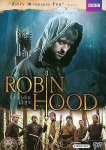 Robin Hood - Season 1 DVD, 2013, 5-Disc Set Excellent BBC Series - $6.00