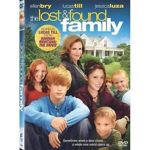 NEW The Lost & Found Family (DVD, 2009)