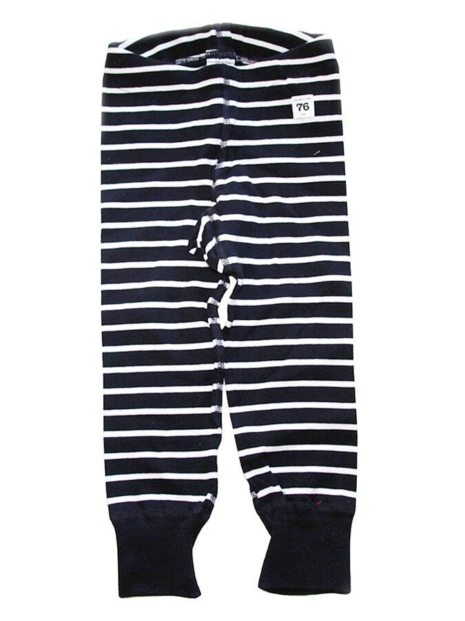 Polarn O. Pyret Classic Stripe Leggings Eco
