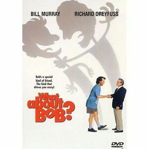 What About Bob? (DVD, 2000)