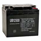 12500 Battery 12 V 12 Ah Amp Hours Rechargeable Batteries