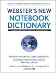 Webster's New Notebook Dictionary (Custom), Goldman, 0470177853