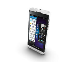 BRAND-NEW-Blackberry-Z10-16-GB-Factory-Unlocked-White-Smartphone