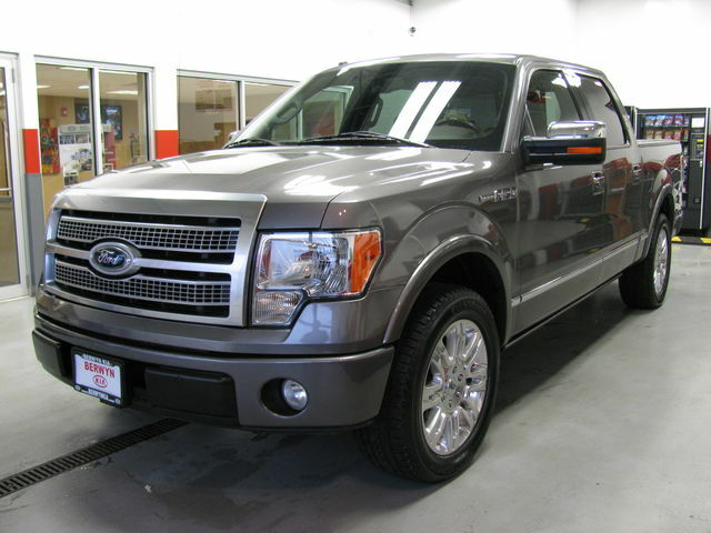 2009 ford f150 supercrew 4x2 platinum edition. Black Bedroom Furniture Sets. Home Design Ideas