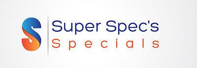 Super Spec's Specials