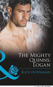 The-Mighty-Quinns-Logan-Mills-Boon-Blaze-Stephanie-Bond-Very-Good-0263905