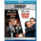 Analyze That/Analyze This 2-Pack (Blu-ray Disc, 2010, P&S)