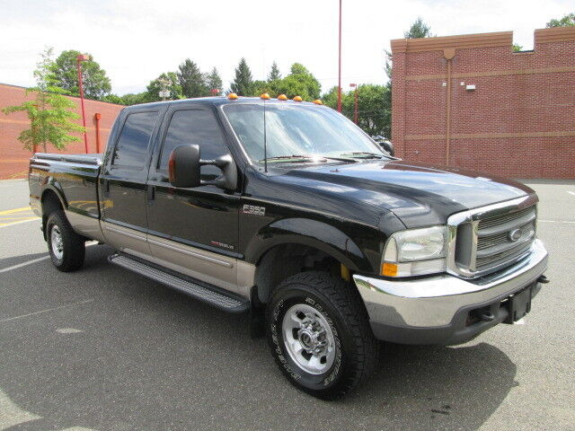 1999 ford f350 lariat crew cab 4x4 7 3 diesel auto loaded 125000 miles used ford f 350 for. Black Bedroom Furniture Sets. Home Design Ideas
