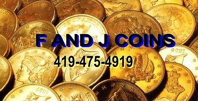 f and j coins
