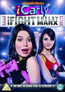 iCarly: iFight Shelby Marx NEW R4 DVD