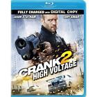 Crank: High Voltage (Blu-ray Disc, 2009, 2-Disc Set, Includes Digital Copy)