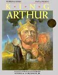 King Arthur, Paul Doherty, 0877545065