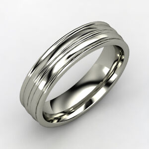your guide to buying platinum wedding bands for men - Platinum Wedding Rings