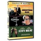 Honkytonk Man/Pink Cadillac/City Heat (DVD, 2006, 2-Disc Set)