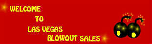 LAS VEGAS BLOWOUT SALES