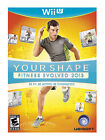 Nintendo Your Shape: Fitness Evolved Video Games