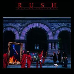 Rush - Moving Pictures - Remasters CD Album - New & Sealed