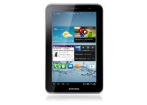 Samsung-Galaxy-Tab-2-GT-P3110-Wifi-WLAN-8GB-17-8-cm-7-Zoll-Titan-silber-DE-Neu