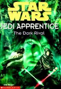 The-Dark-Rival-by-Jude-Watson-1999-STAR-WARS-New